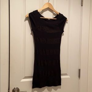 Express LBD with Sequins